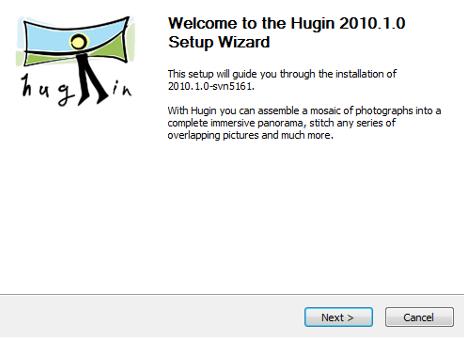 Windows installer for Hugin 2010   thePanz